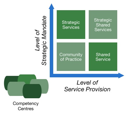 3 - Types of Competency Centres